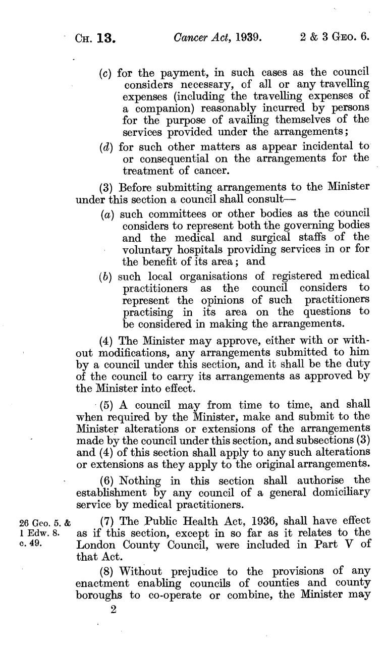 Cancer Act 1939.pdf - page 3/11