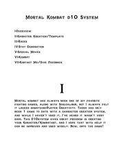 PDF Document mortal kombat d10 system 2