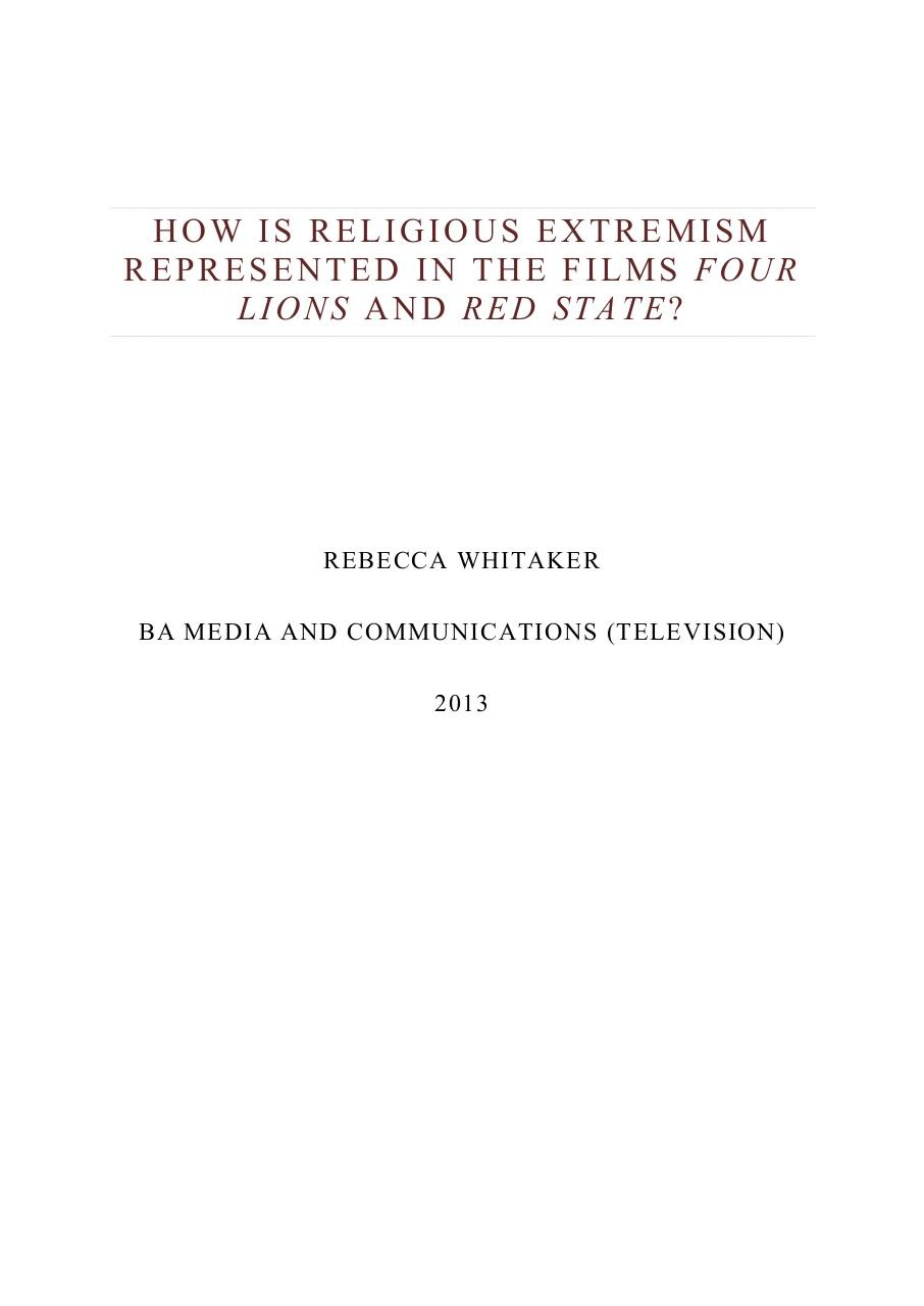 Preview of PDF document religious-extremism-in-film.pdf - Page 1/65