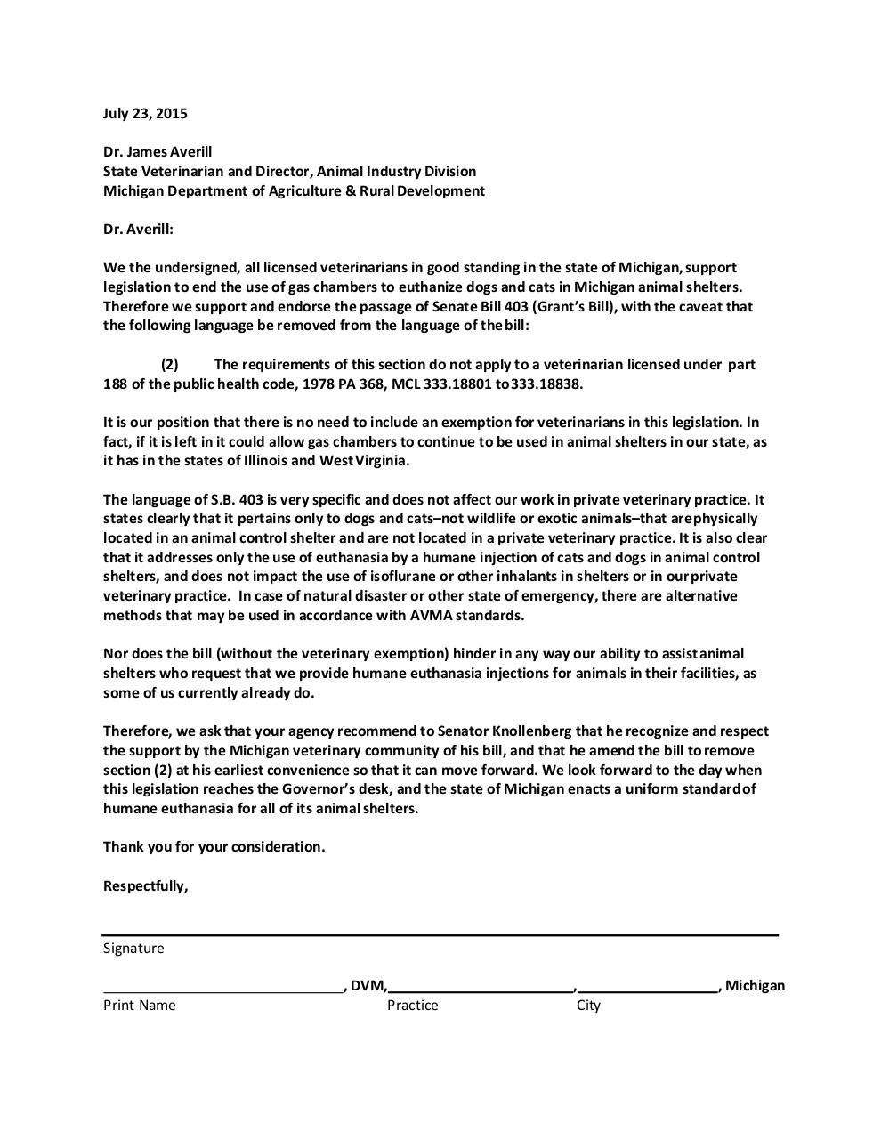 SB403_vet-letter-of-support-revised.pdf - page 1/2