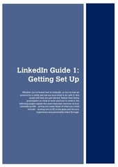 getting ahead with linkedin