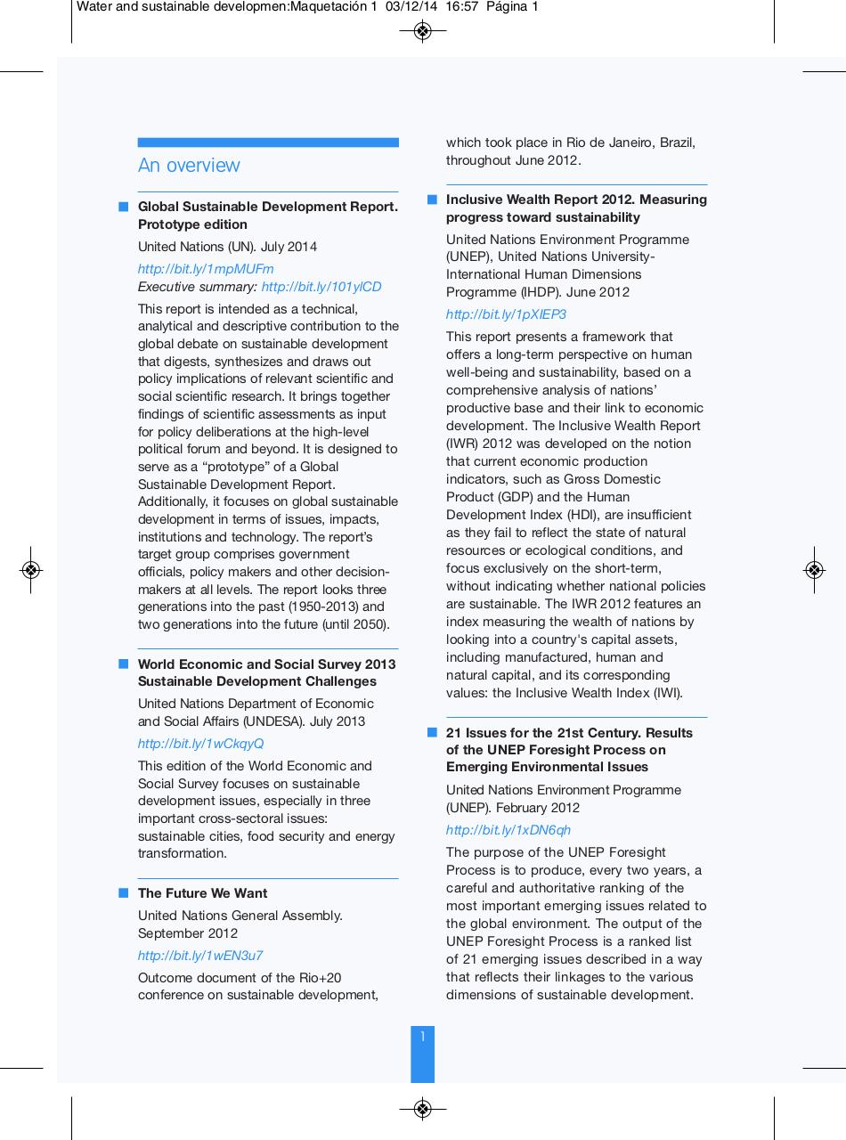 Reader_Water and sustainable development.pdf - page 2/28