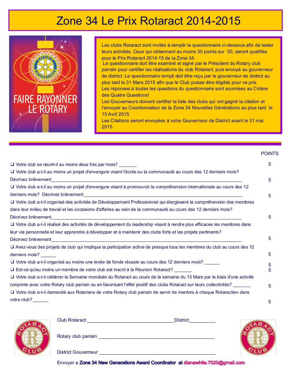 Rotaract Zone 34 Award Application 14-15.pdf - page 2/3