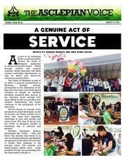 av 35 a genuine act of service
