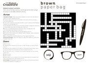bangalore crossword 28 08 15