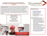 substation transformers by solomoncorp