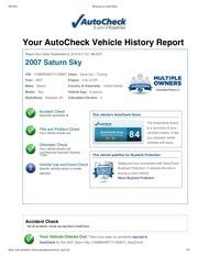 autocheck 6 9 15