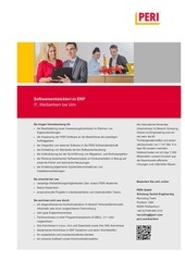 softwareentwickler erp