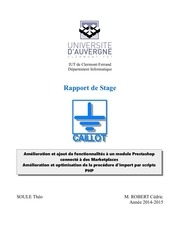 PDF Document stage caillot