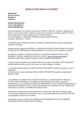 PDF Document modulorichiestafanmeet