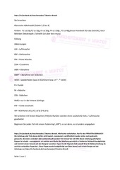 PDF Document material liste