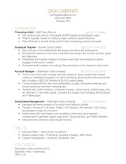 zach gardner resume