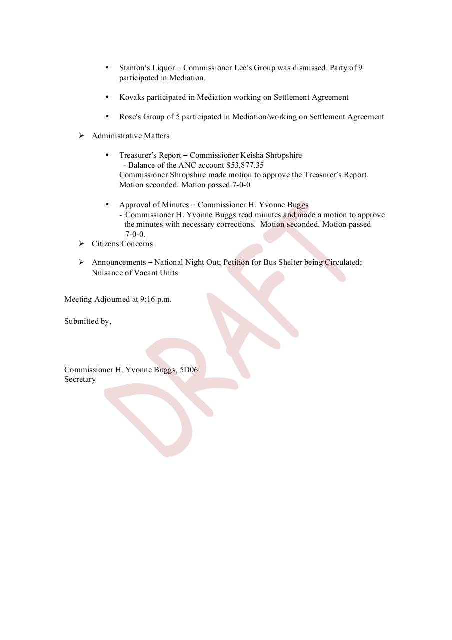 July 14 Meeting Minutes- Draft (1).pdf - page 2/2