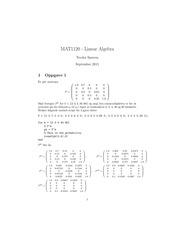 mat1120 linear algebra