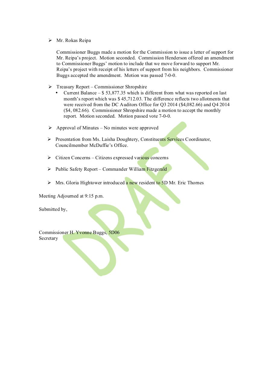 Document preview Revisions of the June 9 Meeting Minutes- Draft (1).pdf - page 2/2