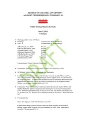 PDF Document revisions of the june 9 meeting minutes draft 1
