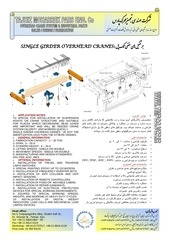 PDF Document single girder ovearhead cranes
