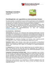 PDF Document 2015 09 10 fl chtlinge in vorarlberg information ausgabe 02