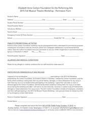 carlson 2015 permission form