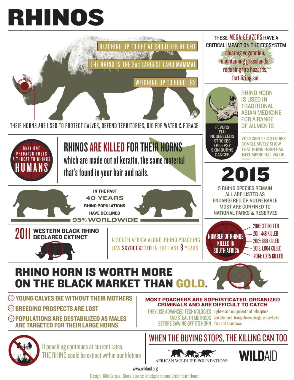 Document preview WildAid-Rhino Infographic 2015.pdf - page 1/1