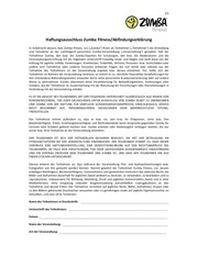 PDF Document haftung zumba