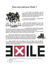 presentation exile