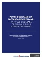 desistance report final