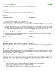 PDF Document resumeskalany