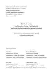 PDF Document budrat fl chtlingspolitik europa fallbeispiel