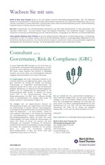 c0555 personal dus grc consultant grc neuroth
