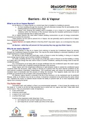 20 air vapour barrier system 07 08 2015