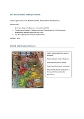 PDF Document game 1 report a song of ice and fief house arryn