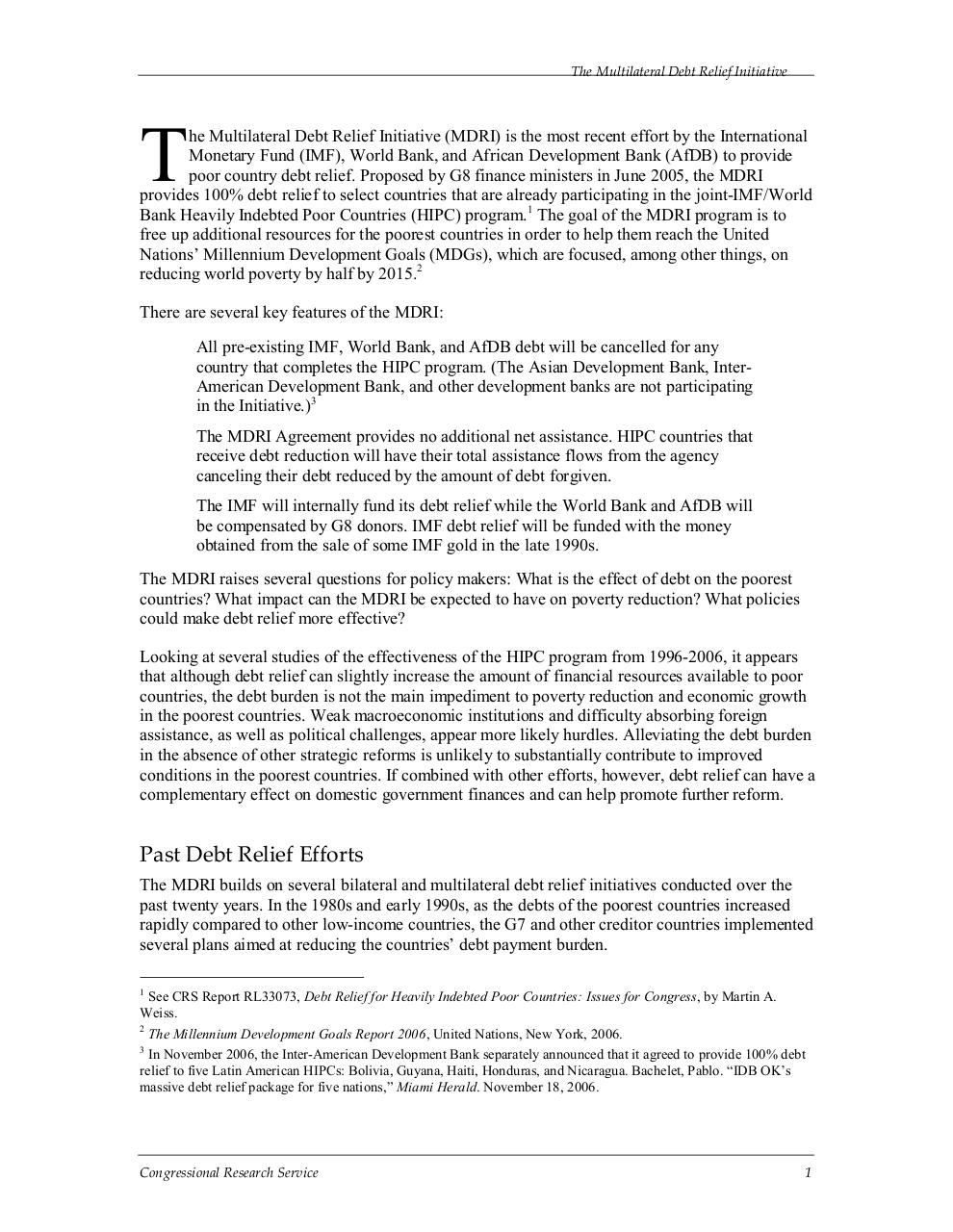 The Multilateral Debt Relief Initiative.pdf - page 4/9