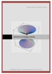 appunti di algebra lineare