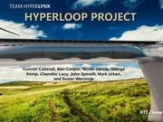 hyperloop midterm presentation