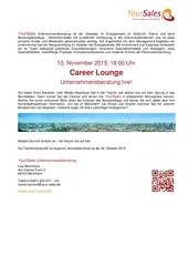1511 yoursales career lounge