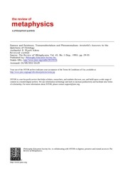 PDF Document aiken aristotle heidegger 1991