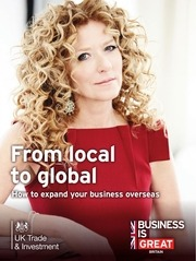 from local to global how to expand your business overseas