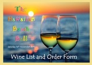 hawaiian beach ball wine order