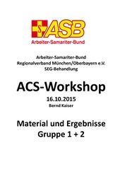 acs workshop ergebnisse material gruppen 1 2
