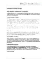 PDF Document conditions2015