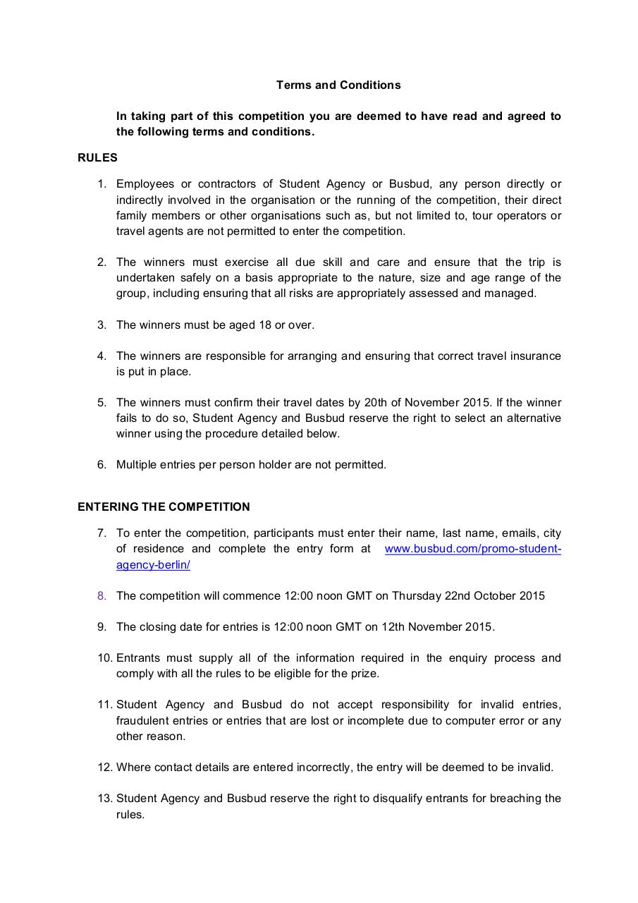 Busbud Competition T&C_StudentAgencyexample_1.pdf - page 1/3