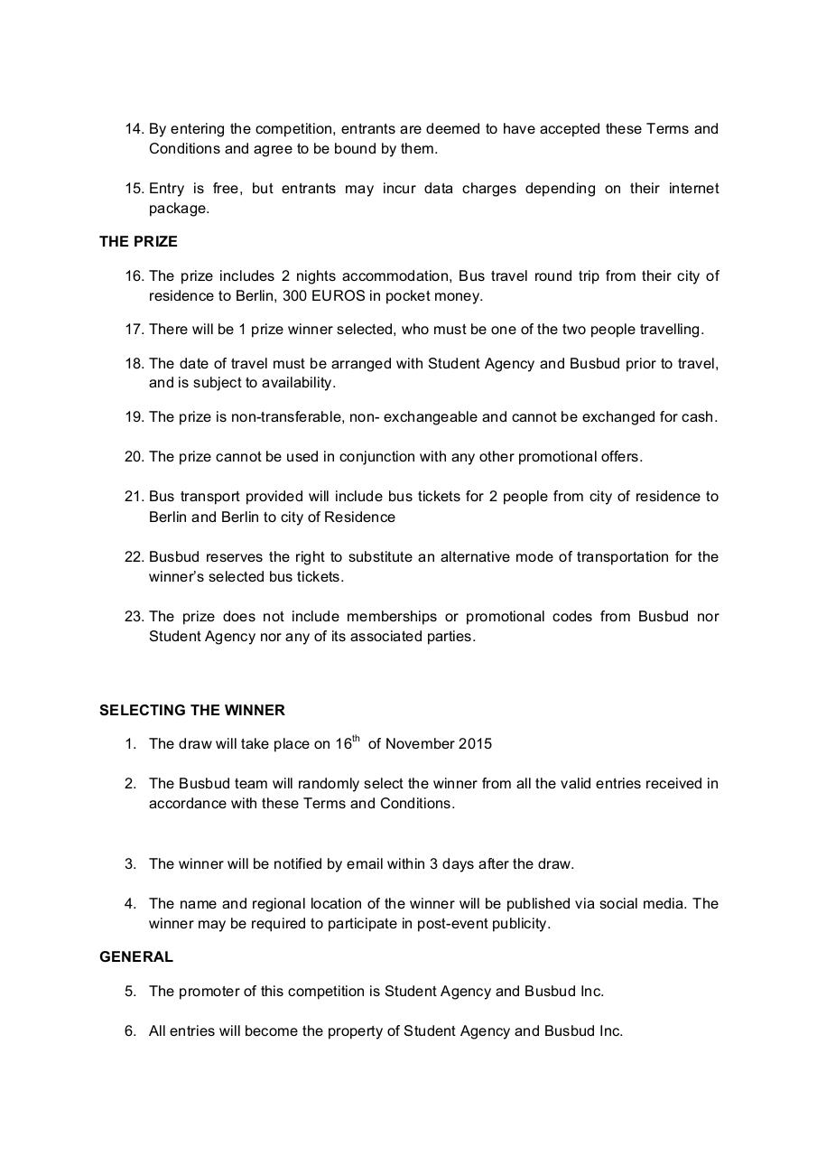 Busbud Competition T&C_StudentAgencyexample_1.pdf - page 2/3