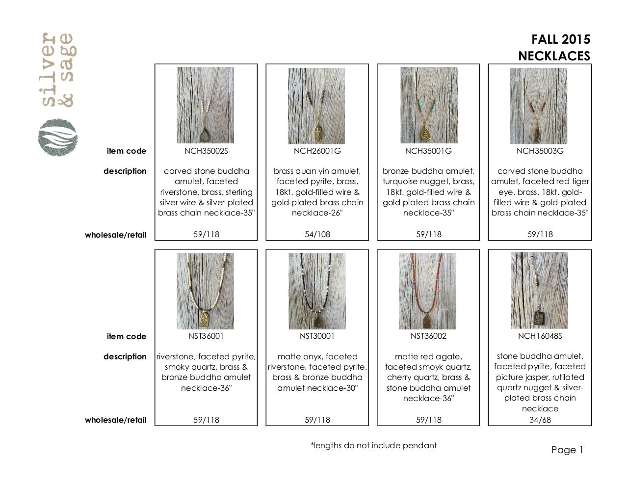 Line Sheet- Necklaces- Fall 2015-FINAL.pdf - page 1/4