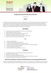 praktikum executive search lh 10