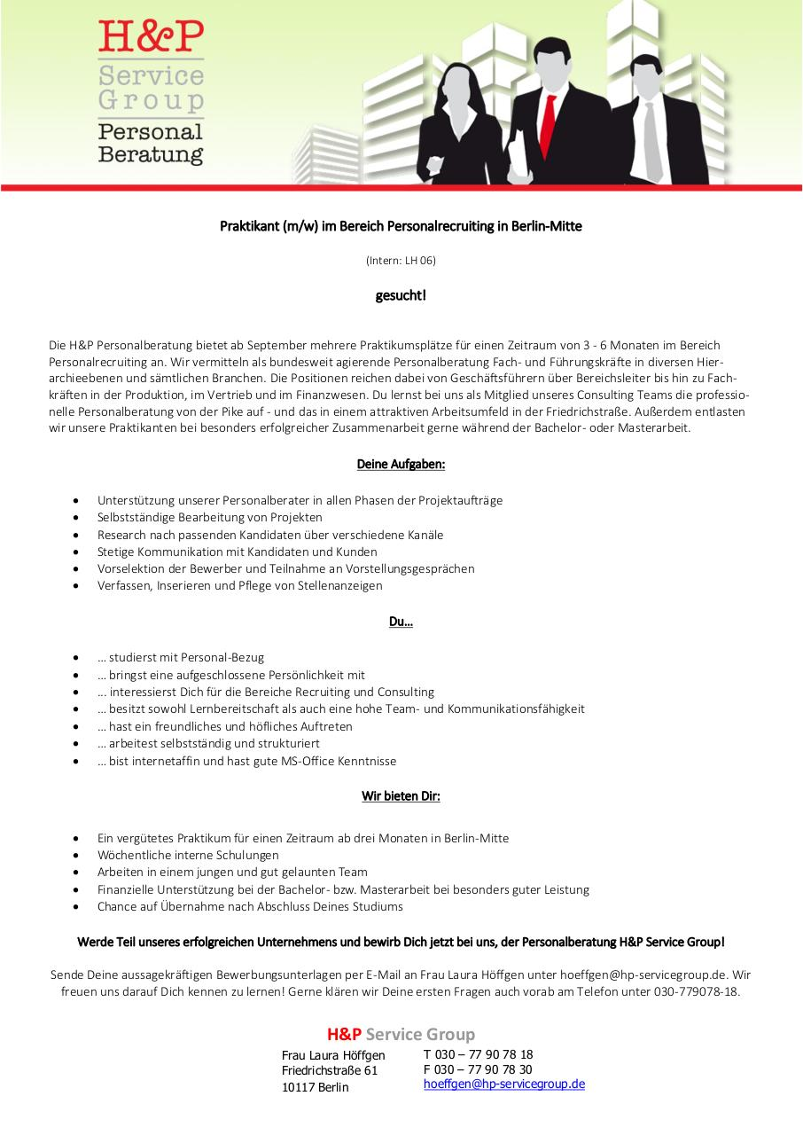 Document preview Praktikum Personalrecruiting LH 06.pdf - page 1/1
