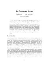 PDF Document squelette