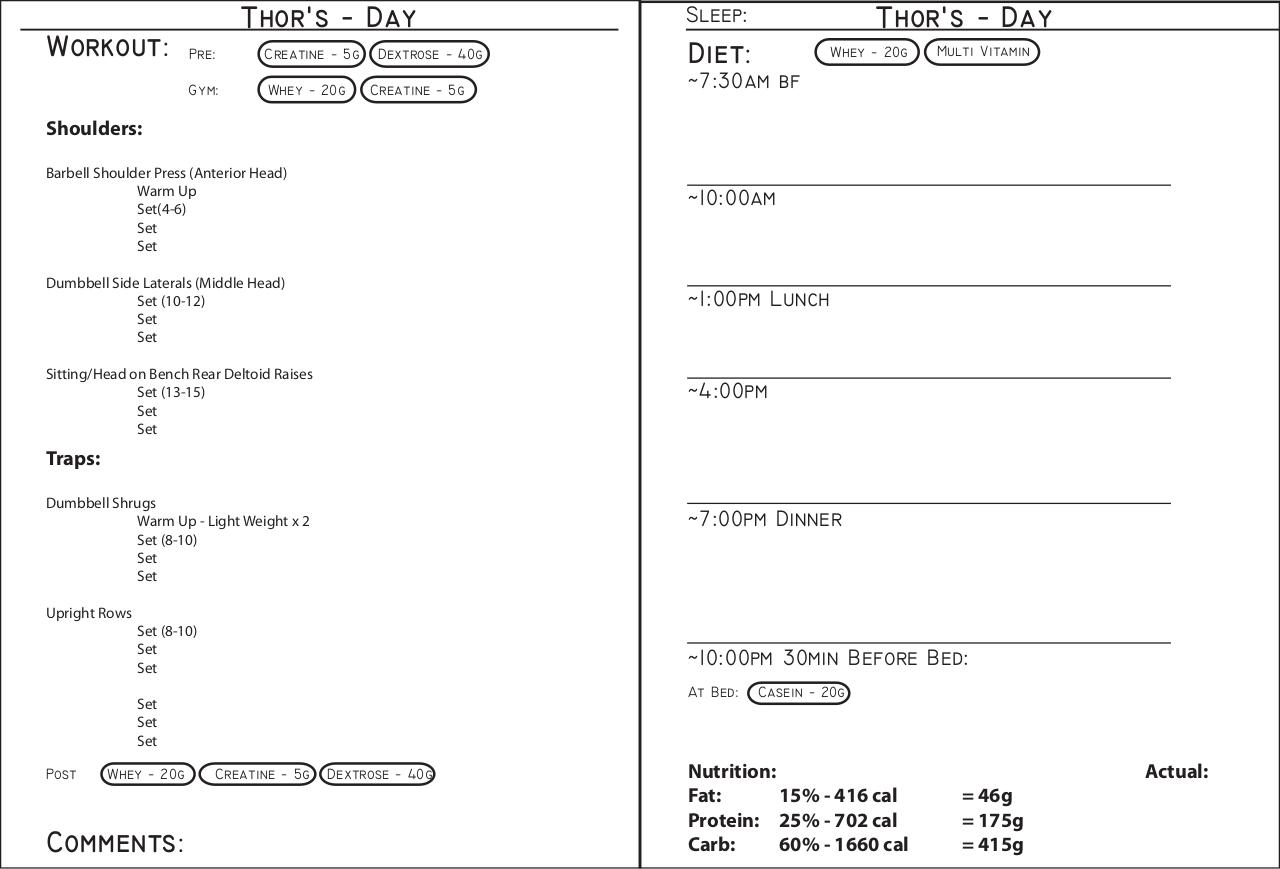 Workout Log Pages 3x4.pdf - page 4/7
