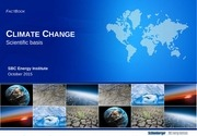 sbc energy institute climate change factbook 2015