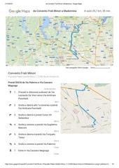 da convento frati minori a madonnina google maps